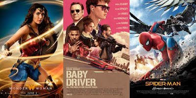 Top Summer 2017 Movies
