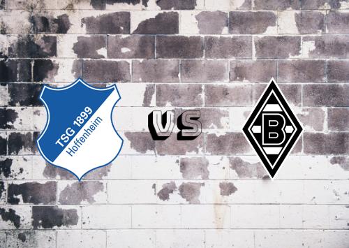 Hoffenheim vs Borussia M'gladbach  Resumen