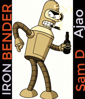 MUSIC: Sam D. Ajao – Iron Bender