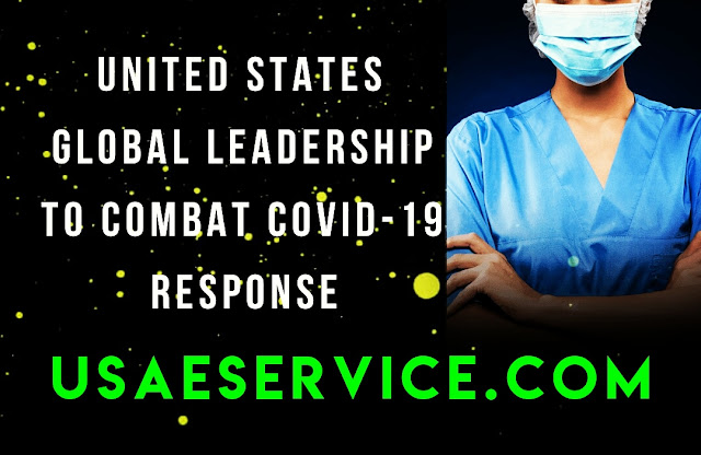 United States Combat Coronavirus COVID-19