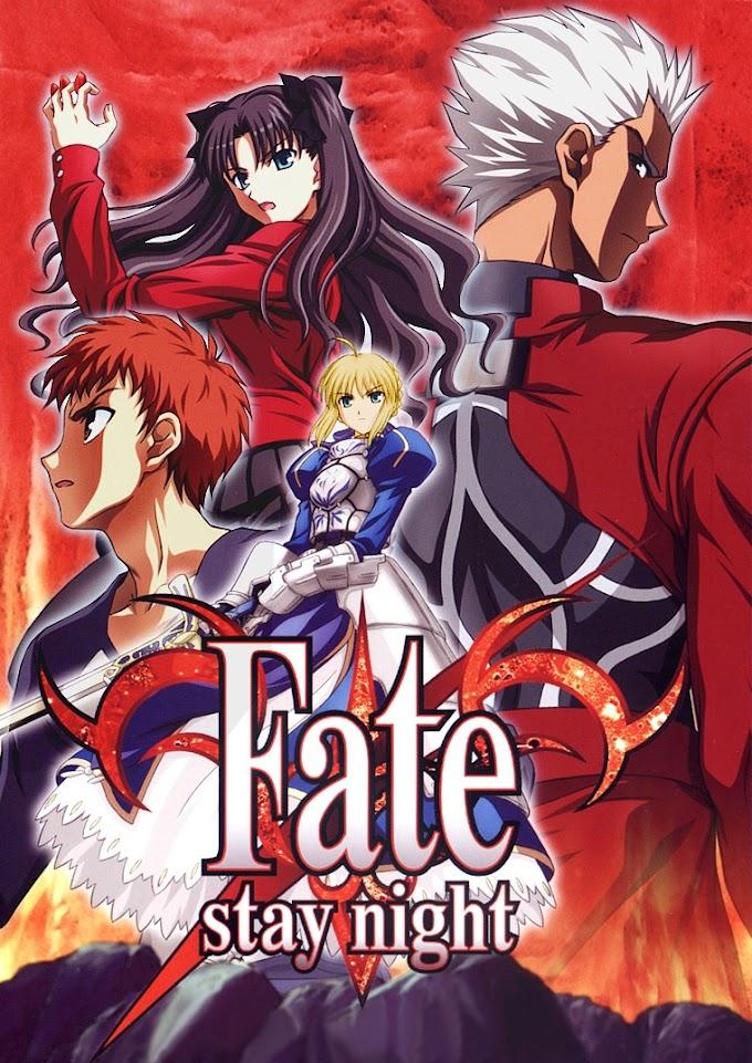 Fate/Stay Night 2006 (Legendado)
