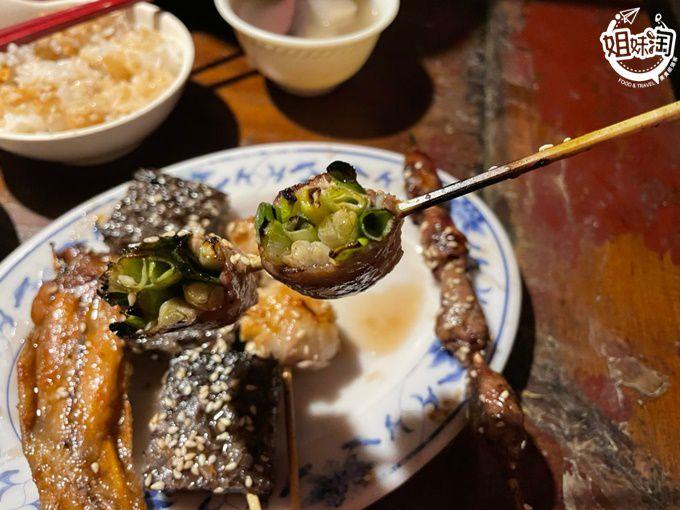 秋收碳烤-台南旅遊