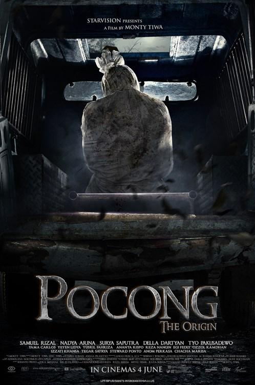 Review Filem Pocong The Origin