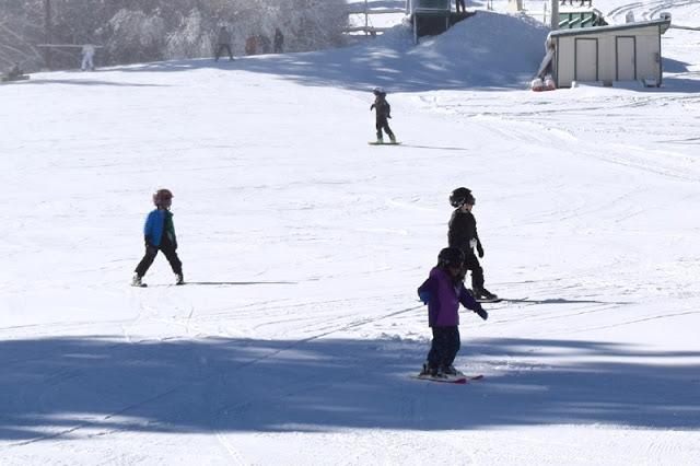 O que fazer com criança em Big Bear Mountain