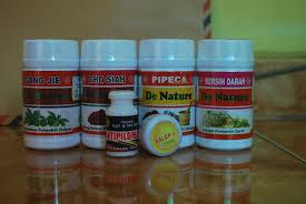 Paket obat kutil kelamin herbal