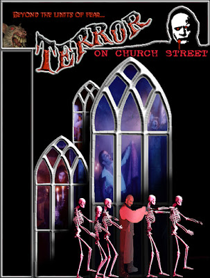 Terror on Church Street poster