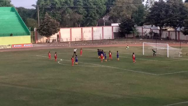 Pertandingan Semeru FC vs Persegres