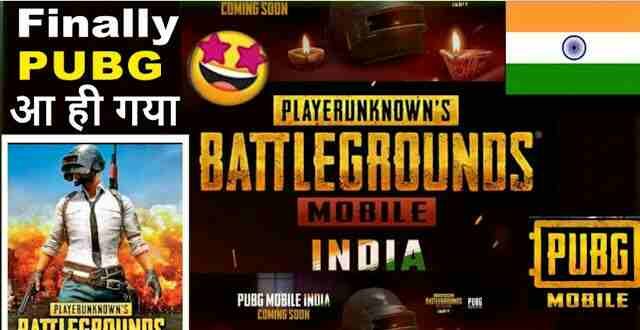 Pubg Mobile India Version