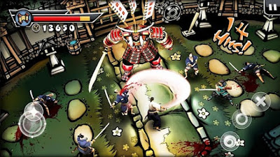 Game Samurai II For android