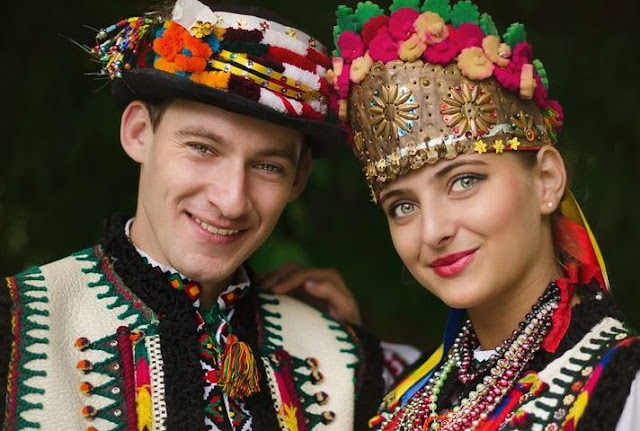 The largest ethnic groups in Ukraine