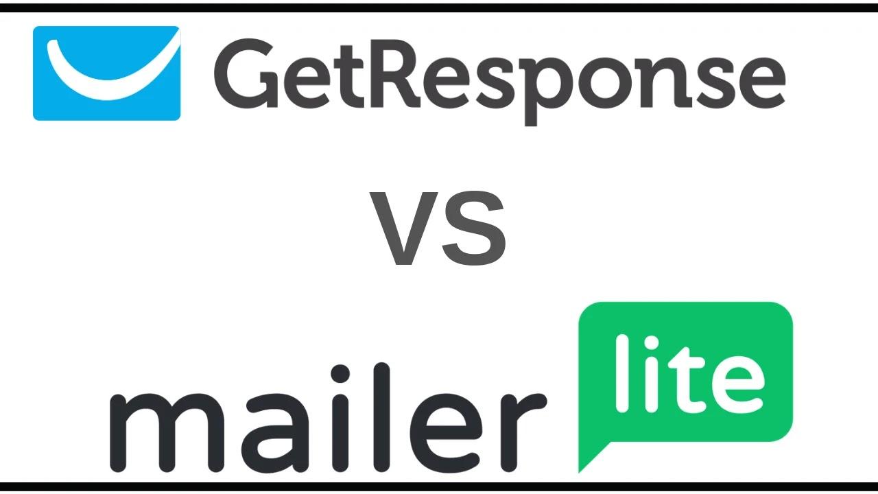 GetResponse vs Mailer Lite