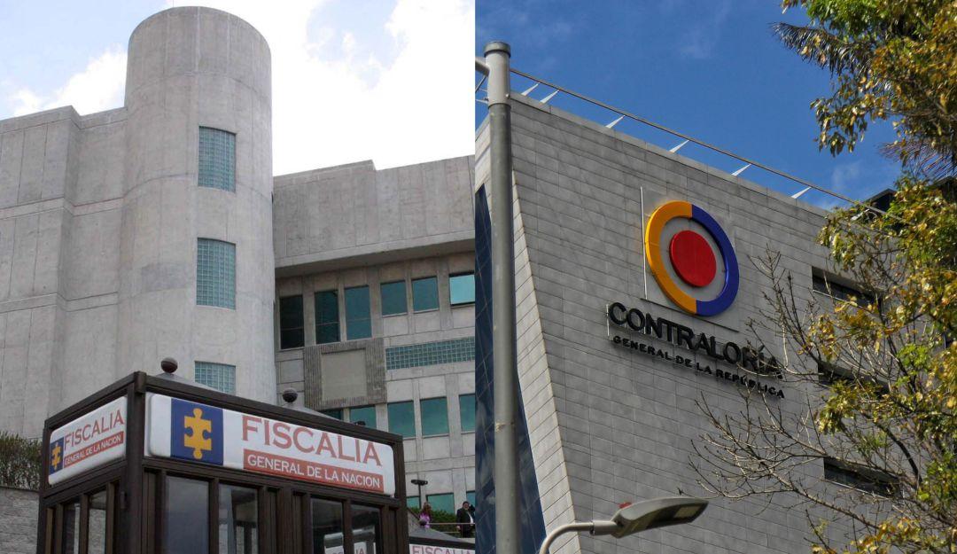 Más contratos cuestionados de Fiscalía y Contraloría en medio del coronavirus