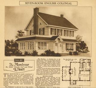 1926 catalog image Sears Montrose