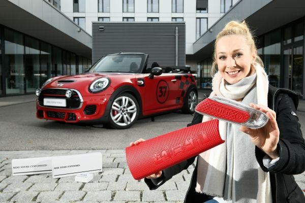 Η γκάμα MINI Yours Customised αναδεικνύει και πάλι τη Βρετανική premium μάρκα σε πρωτοπόρο