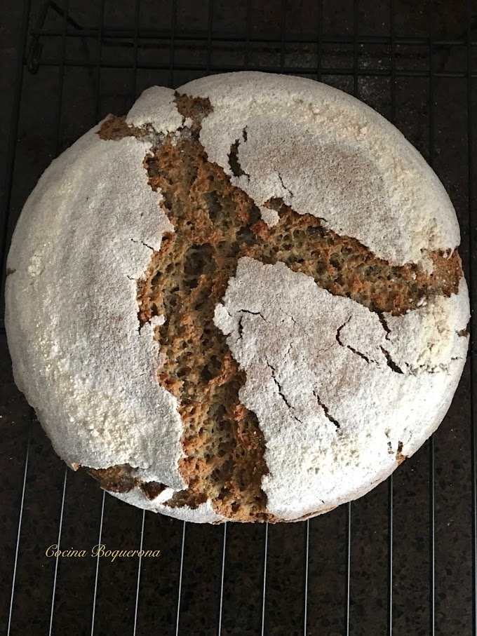 Pan con quinoa (sin gluten)