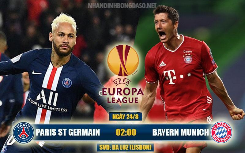 Nhận định PSG vs Bayern Munich, 2h00 ngày 24/8 (Chung kết - Champions League)