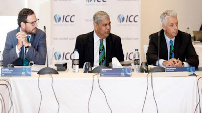 The ICC demanded to end the relationship with the deferred PAK