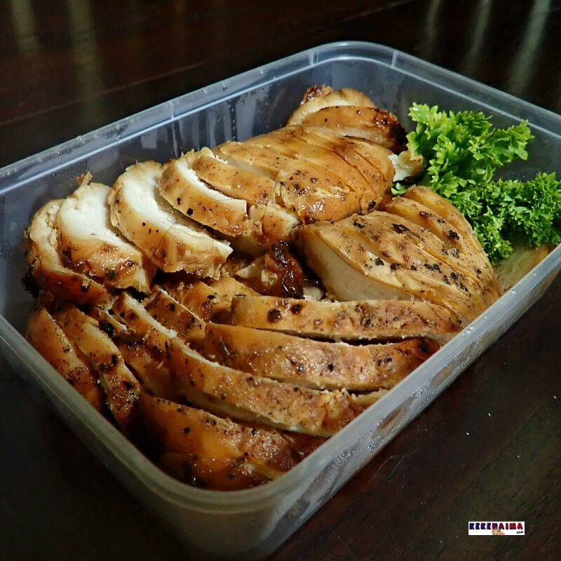 chicken barbeque   keke naima