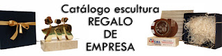 REGALO DE EMPRESA MÉNDEZ LOBO ESCULTURA