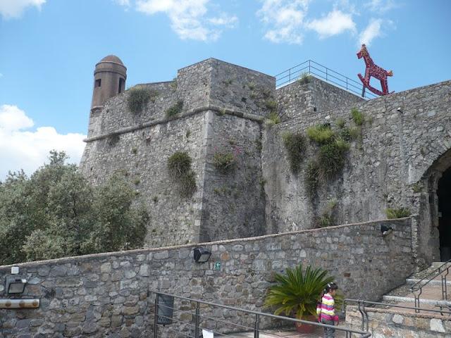 castello san giorgio la spezia