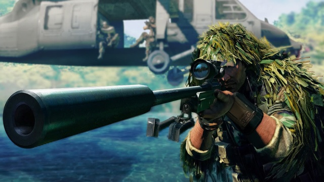 Download Sniper Ghost Warrior 1 PC Games