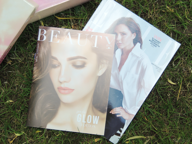 revue avis test lookfantastic beauty box mai 2017 get the glow edition