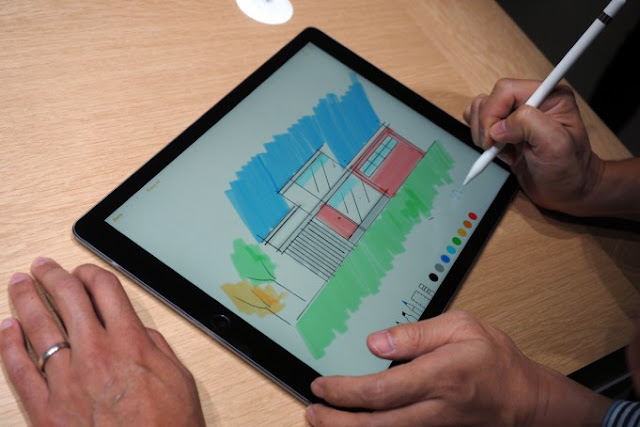 iPad Pro hands-on Video
