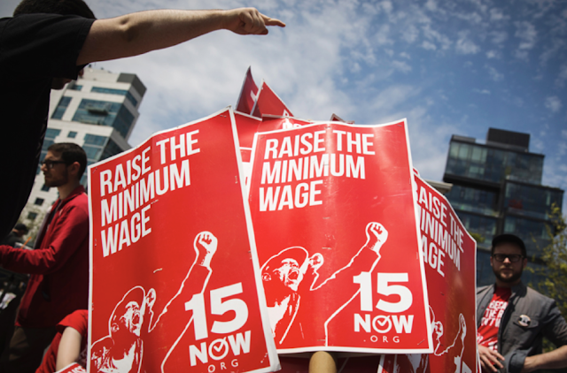 With Veto Override, Maryland Becomes 6th State to Enact $15 Minimum Wage