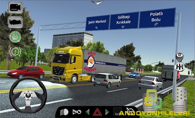 Cargo Simulator 2019 Türkiye V1.48 Hileli