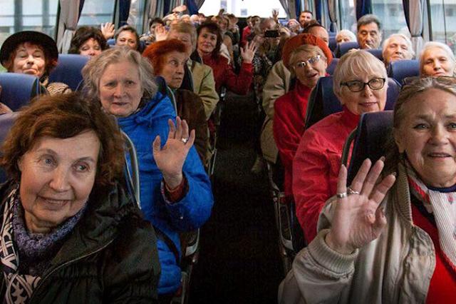 Отмена бесплатного проезда для пенсионеров