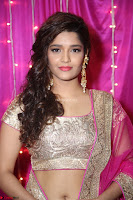 Ritika Sing in Golden Pink Choli Ghagra Cute Actress Ritika Sing ~  029.JPG