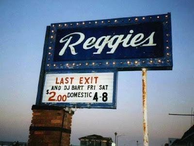 Reggie's in Belmar, New Jersey