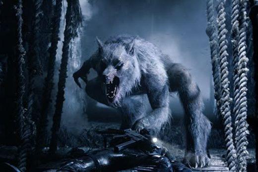Hombres lobo han sido avistados en la vida real