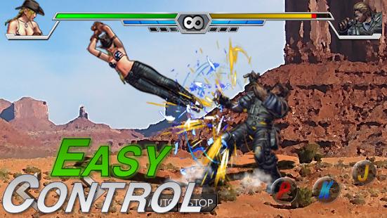 Download Infinite Fighter-fighting game V1 0 8 MOD Apk [Unlimited