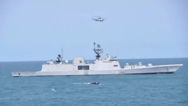 Indian Navy Ships and Aircraft to participate in maritime exercise La Perouse Quick Highlights