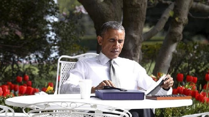 Obama releases summer reading list ahead of Kenya, South Africa trips
