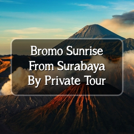 sunrise bromo by private