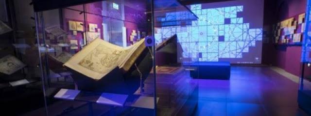 Exposição ''Os Atlas'' em Amsterdã
