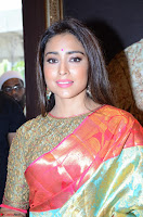 Shriya Saran Looks Stunning in Silk Saree at VRK Silk Showroom Launch Secundrabad ~  Exclusive 114.JPG