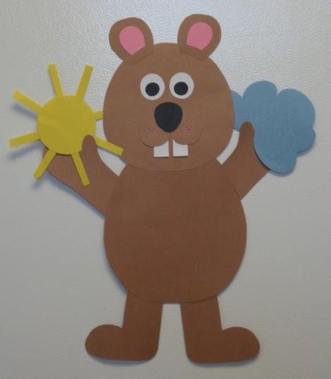 Creative Teaching: Groundhog Day Fun