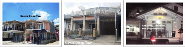 foto homestay villa di dieng