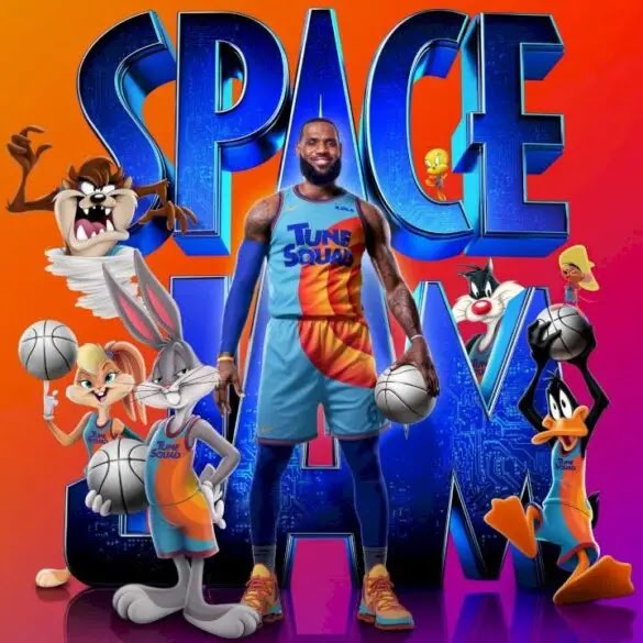 [Movie] Space Jam: A New Legacy (2021) #Arewapublisize