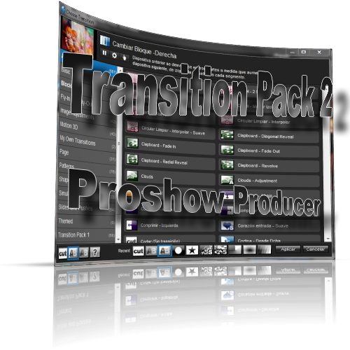 Transition Pack 2 (Proshow Producer)