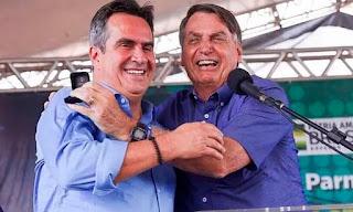 Alex Silva Assú: Ciro Nogueira tem reunião prevista com Bolsonaro para definir cargo de ministro