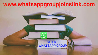 📖 Study Latest Whatsapp Group Link List