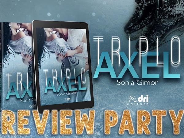 Review party - Triplo axel di Sonia Gimor