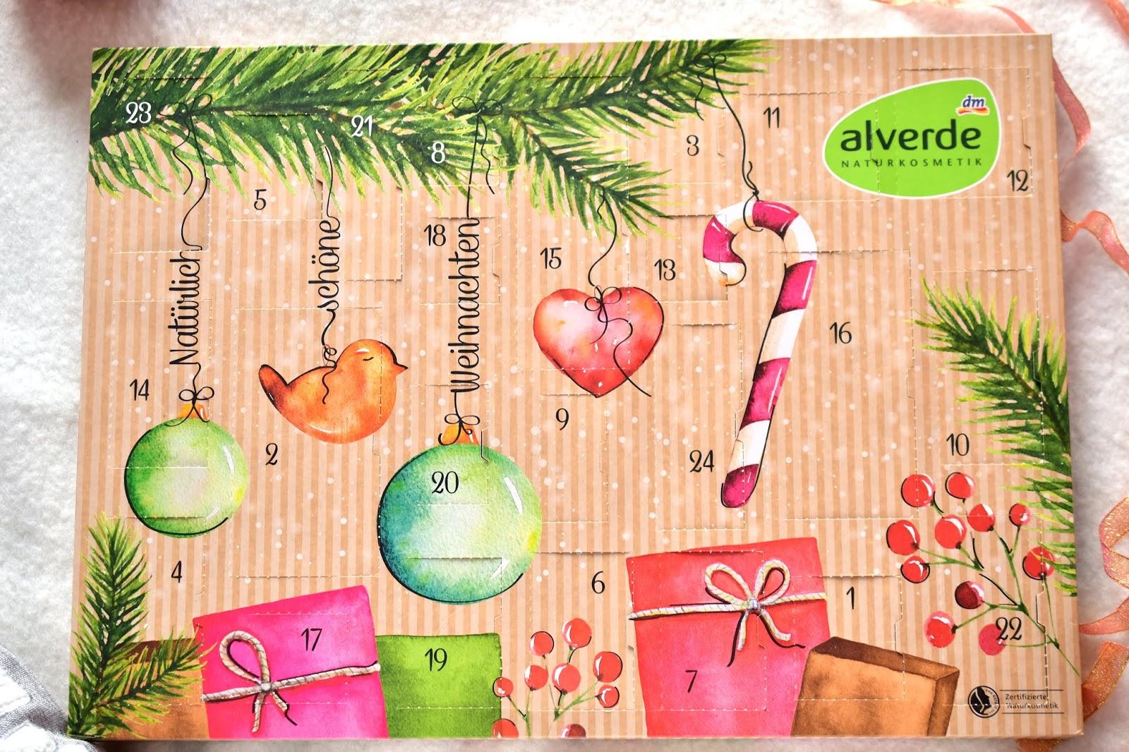 Alverde adventný kalendár