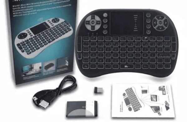 Erentech-Mini Keyboard Wireless I8
