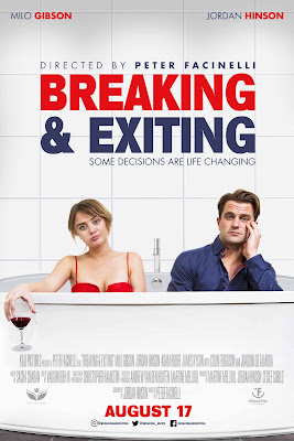 Breaking & Exiting Poster
