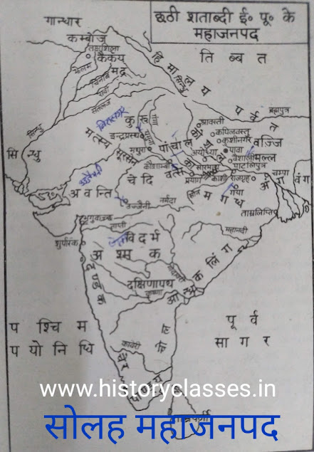 the mahajanpadas